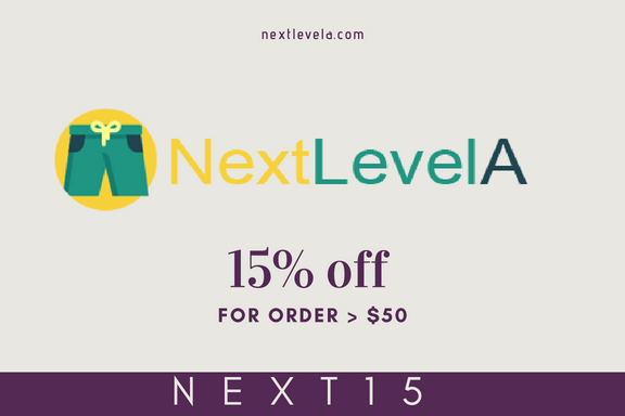 use code Next15 to get 15% OFF for orders over $50