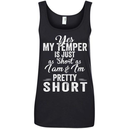 Yes my temper is just a short as I am and I'm pretty short shirt - image 1016 510x510