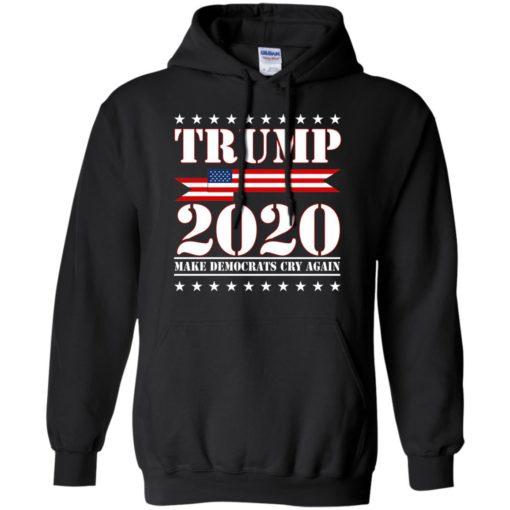 Trump 2020 make Democrat cry again shirt - image 1254 510x510