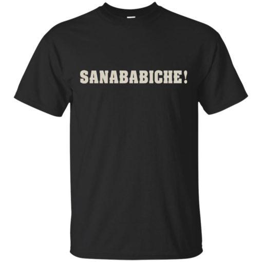 Sanababiche shirt - image 1261 510x510