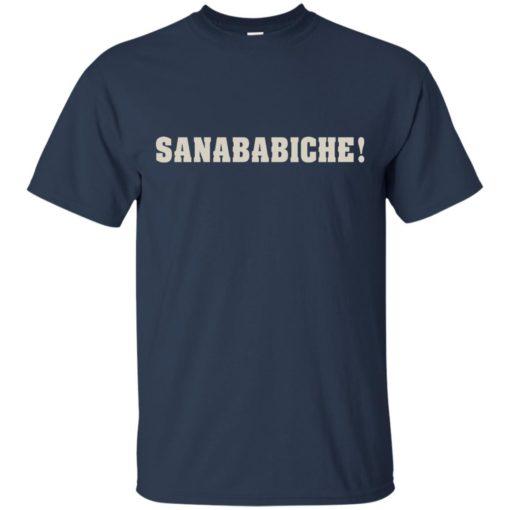 Sanababiche shirt - image 1262 510x510