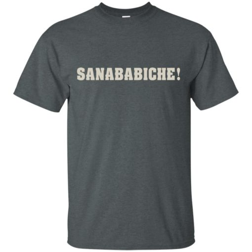 Sanababiche shirt - image 1263 510x510