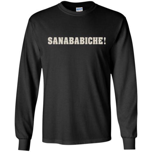 Sanababiche shirt - image 1264 510x510