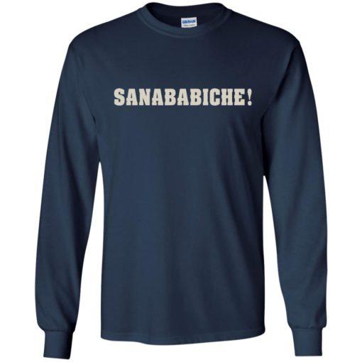 Sanababiche shirt - image 1265 510x510