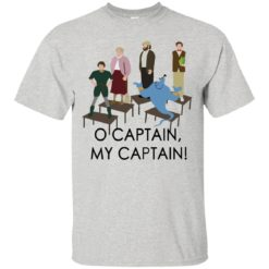 O captain my captain Robin Williams tribute shirt - image 1730 247x247