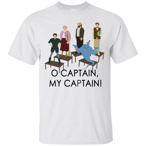 O captain my captain Robin Williams tribute shirt - image 1731 510x510
