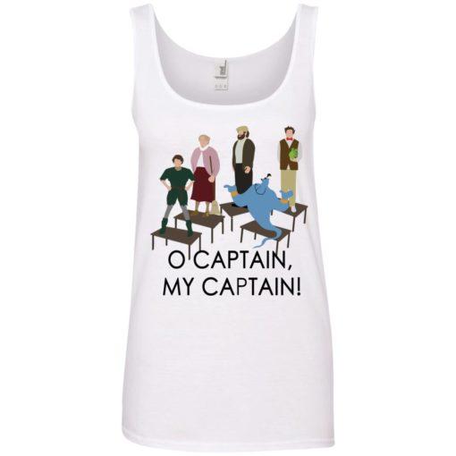 O captain my captain Robin Williams tribute shirt - image 1738 510x510