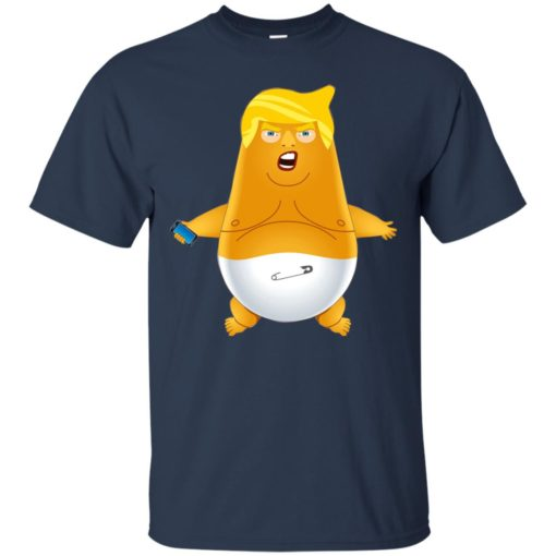 Baby Trump Balloon shirt - image 1898 510x510