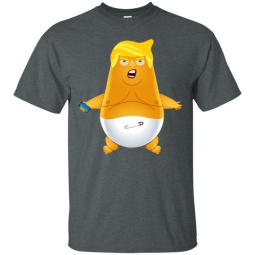 Baby Trump Balloon shirt - image 1899 510x510