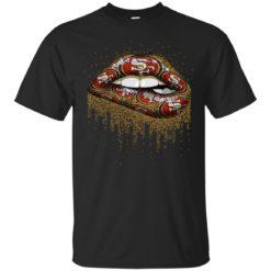Lips San Francisco 49ers shirt - image 1957 247x247