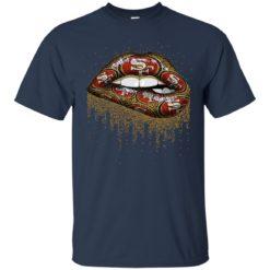 Lips San Francisco 49ers shirt - image 1958 247x247