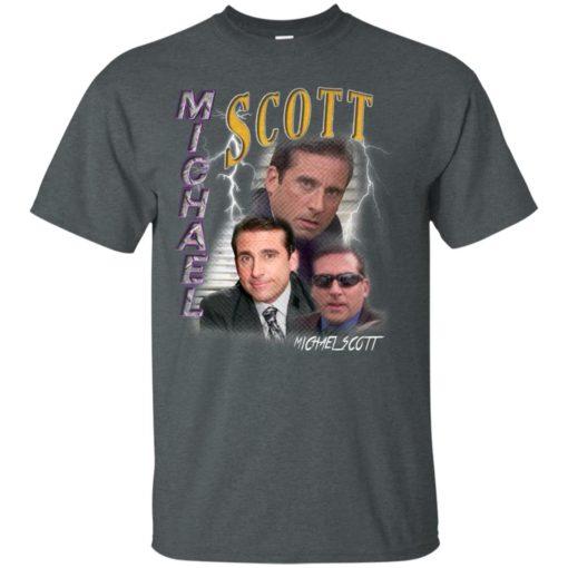 Michael Scott Three Faces shirt - image 1983 510x510