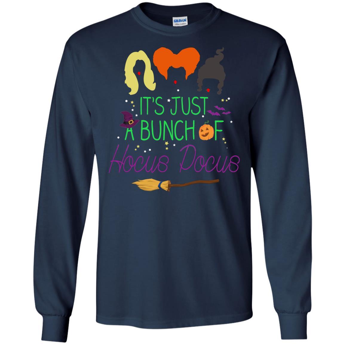 e362d42e It's just a bunch of Hocus Pocus t-shirt, hoodie, ladies tee