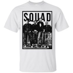 The Nightmare Ends on Halloween Squad shirt - image 2103 247x247