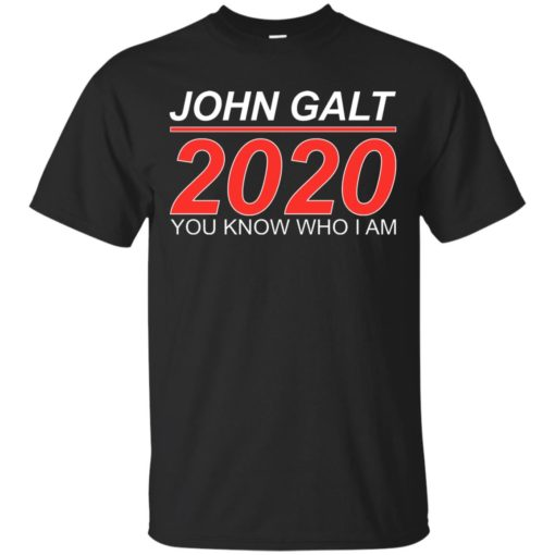 John Galt 2020 shirt - image 2173 510x510