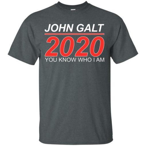 John Galt 2020 shirt - image 2175 510x510