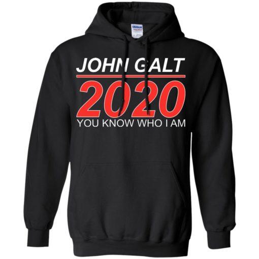 John Galt 2020 shirt - image 2178 510x510