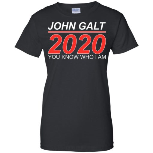 John Galt 2020 shirt - image 2183 510x510