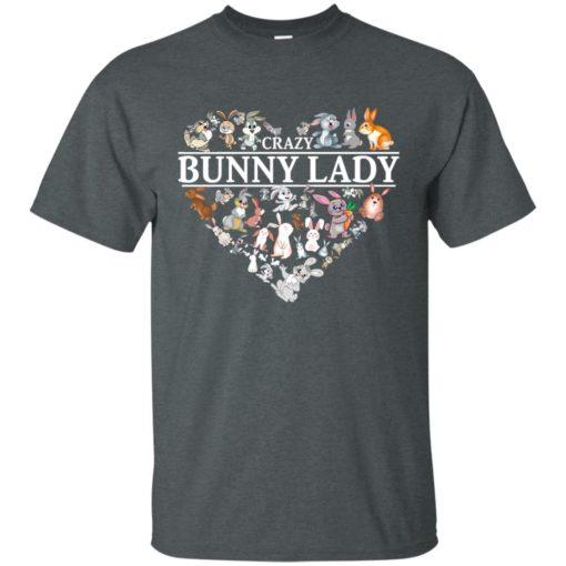 Crazy Bunny Lady shirt - image 2199 510x510