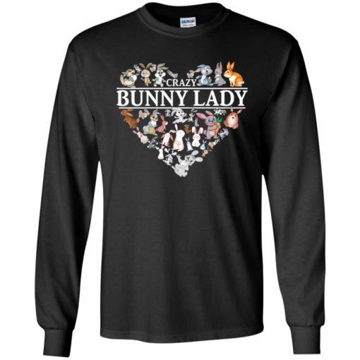Crazy Bunny Lady shirt - image 2200 510x510