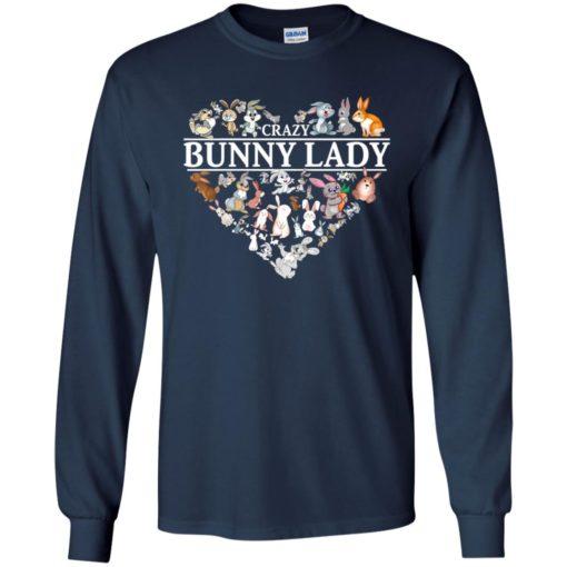 Crazy Bunny Lady shirt - image 2201 510x510