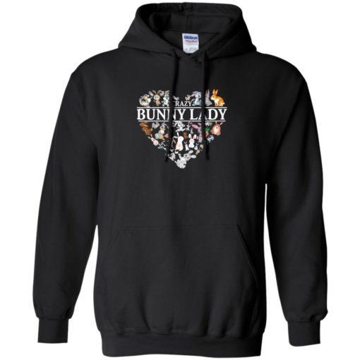 Crazy Bunny Lady shirt - image 2202 510x510
