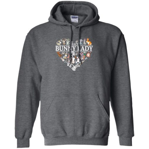 Crazy Bunny Lady shirt - image 2203 510x510