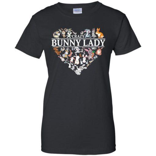 Crazy Bunny Lady shirt - image 2207 510x510