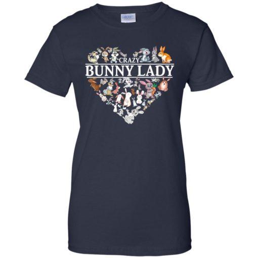 Crazy Bunny Lady shirt - image 2208 510x510