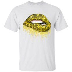 Lips Michigan Wolverines shirt - image 2450 247x247