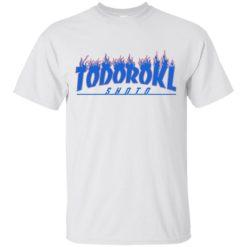 Todoroki Shouto shirt - image 2533 247x247