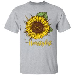 Hairstylist Sunflower shirt - image 2577 247x247