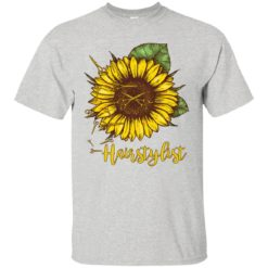 Hairstylist Sunflower shirt - image 2578 247x247