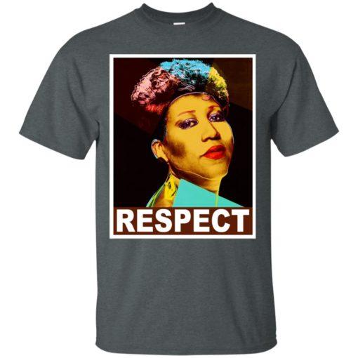 Aretha Respect shirt - image 2673 510x510