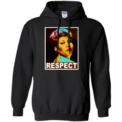 Aretha Respect shirt - image 2676 510x510