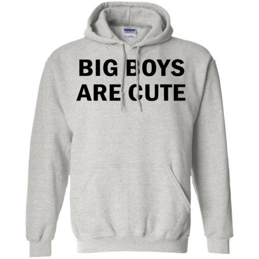 Big Boys are Cute shirt - image 2740 510x510