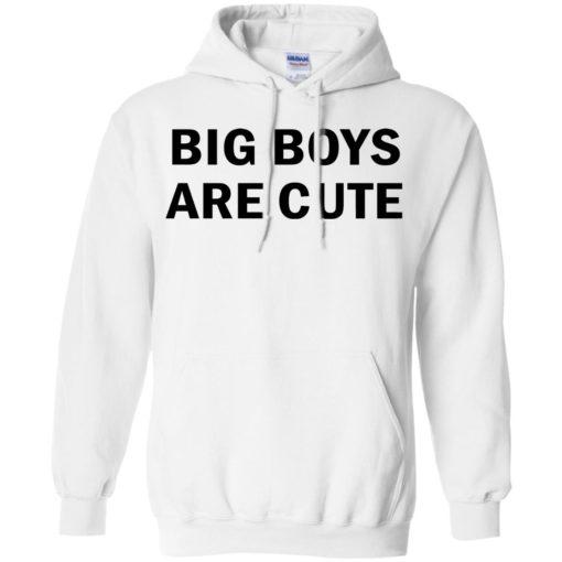 Big Boys are Cute shirt - image 2741 510x510