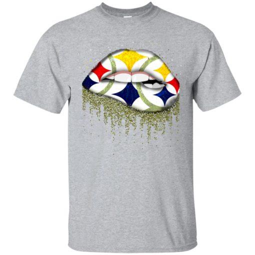 Pittsburgh Steelers Lips shirt - image 2855 510x510