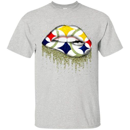 Pittsburgh Steelers Lips shirt - image 2856 510x510