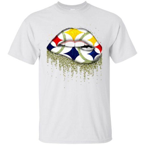 Pittsburgh Steelers Lips shirt - image 2857 510x510