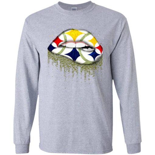 Pittsburgh Steelers Lips shirt - image 2858 510x510