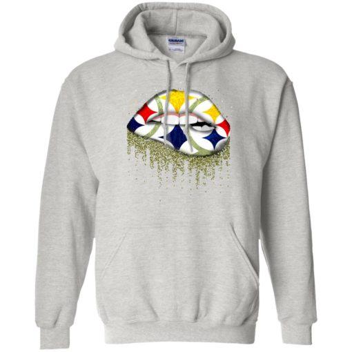 Pittsburgh Steelers Lips shirt - image 2860 510x510