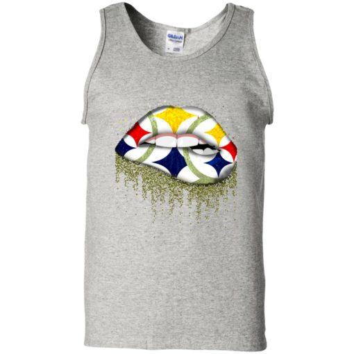 Pittsburgh Steelers Lips shirt - image 2862 510x510