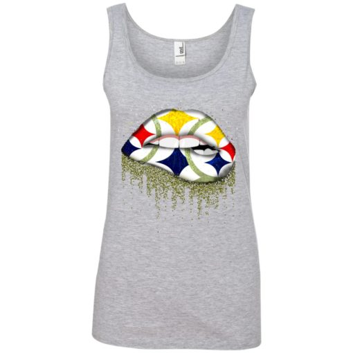 Pittsburgh Steelers Lips shirt - image 2863 510x510
