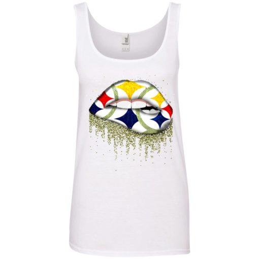Pittsburgh Steelers Lips shirt - image 2864 510x510