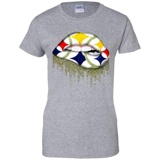 Pittsburgh Steelers Lips shirt - image 2865 510x510