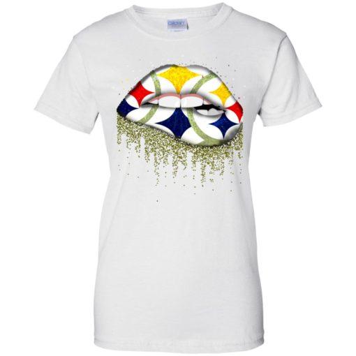 Pittsburgh Steelers Lips shirt - image 2866 510x510