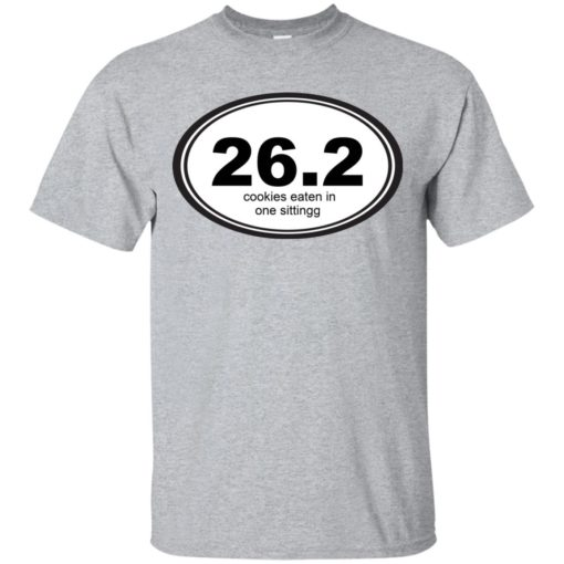 26 2 Cookies Eaten In One Sittingg shirt - image 2941 510x510