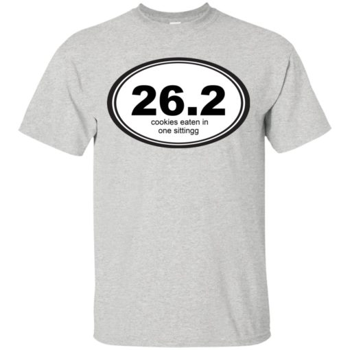 26 2 Cookies Eaten In One Sittingg shirt - image 2942 510x510