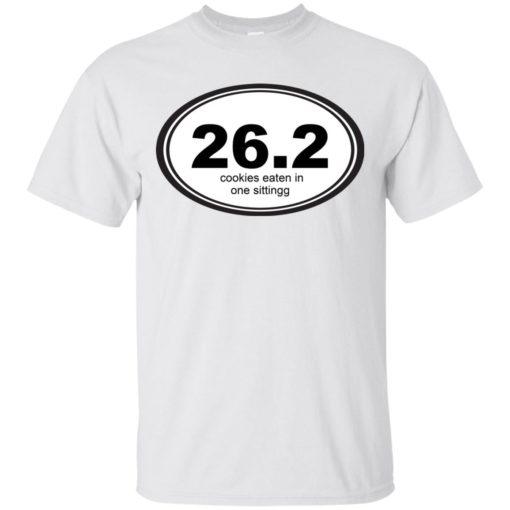 26 2 Cookies Eaten In One Sittingg shirt - image 2943 510x510